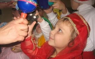 Служение в детском доме (Пермь)