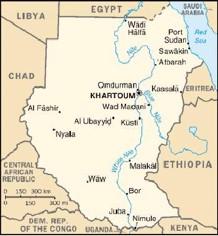 Молитесь за Судан!