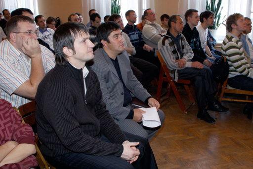 Христианский форум для мужчин состоялся в Екатеринбурге