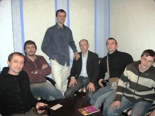 Встреча лидеров уральских церквей в Перми