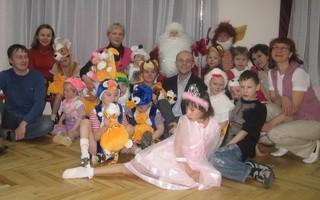 Добровольцы Перми помогают детскому дому