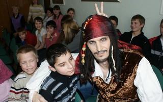 Церковь в Челябинске: Служение в детском доме