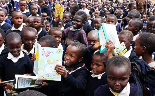 """Добровольцы из церкви помогают Кении проектом """"Мир ждёт"""""""