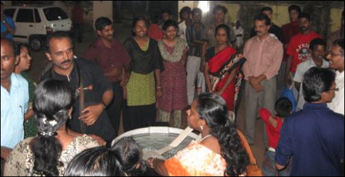 Индия: горячие новости из церкви в Тривандраме