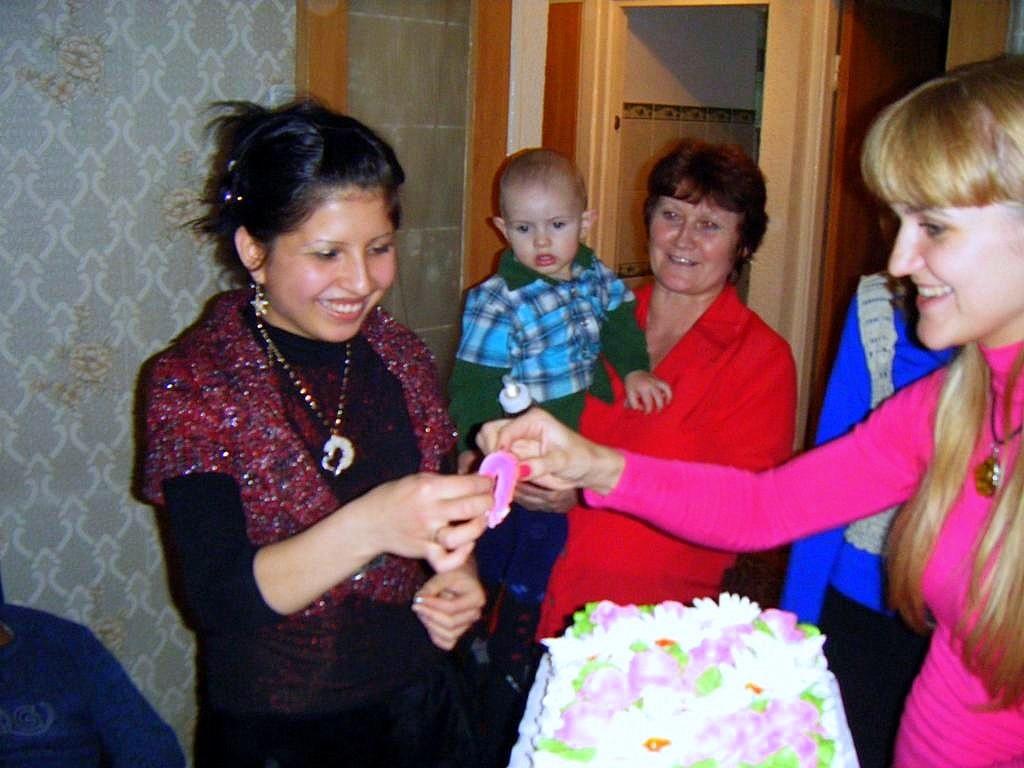 Бишкек: Крещение в горах