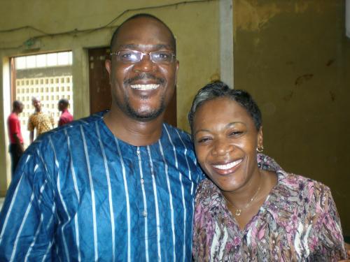 Новые служители в Абиджане