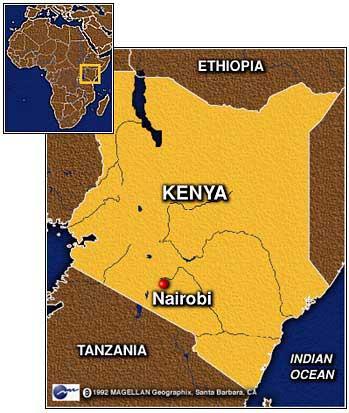 Взрывной рост бесед в церкви Найроби