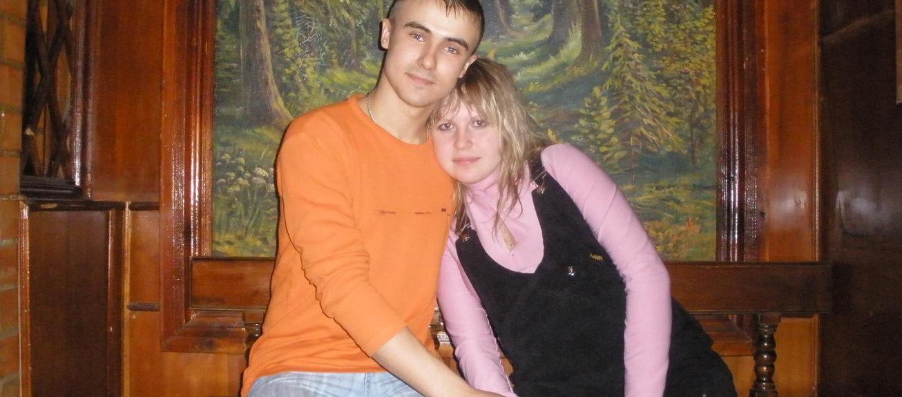 Красноярск: Крещение семейной пары
