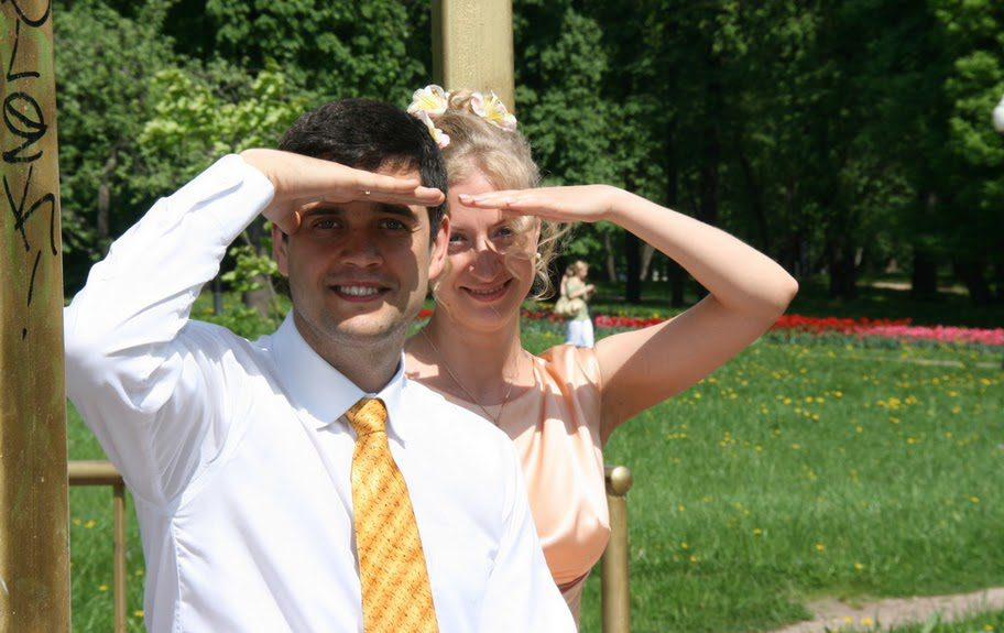 Свадьба Павла и Ольги