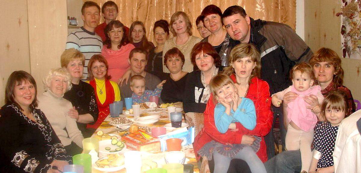 История крещения из церкви в Спасск-Дальнем