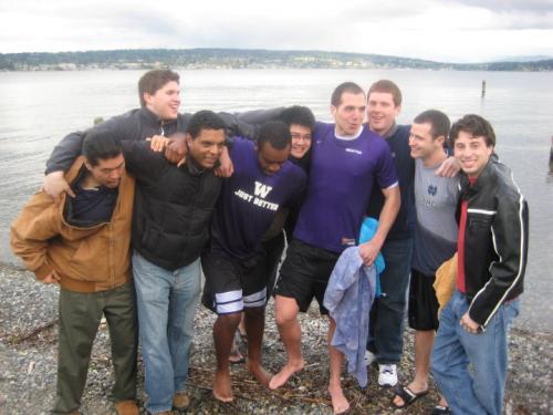 Рост студенческой группы в Сиэттле