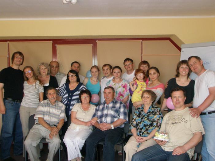 """Церковь в Омске провела семинар для семьи """"Хорошо быть вдвоем"""""""