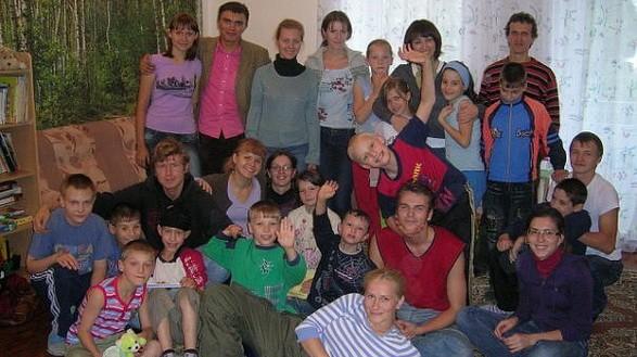 Служение в детском доме Екатеринбурга