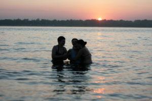 Крещение в Севастополе помогло моей маме примириться с Богом