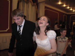 Владимирская церковь Христа празднует венчание еще одной пары