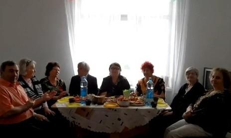День пожилого человека в Омске