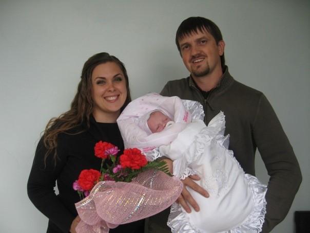 Усыновление в Екатеринбурге. Мы так сильно хотели иметь ребенка.