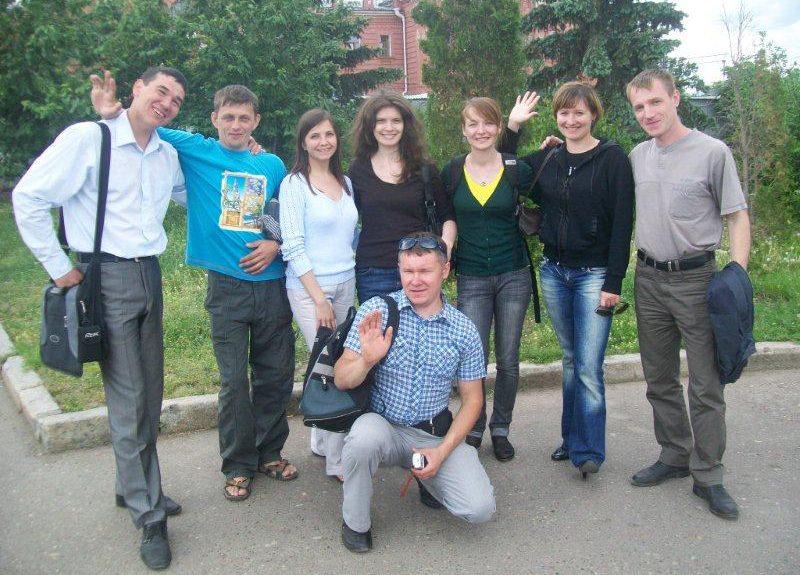 Христиане из Уфы и Казани провели совместные выходные