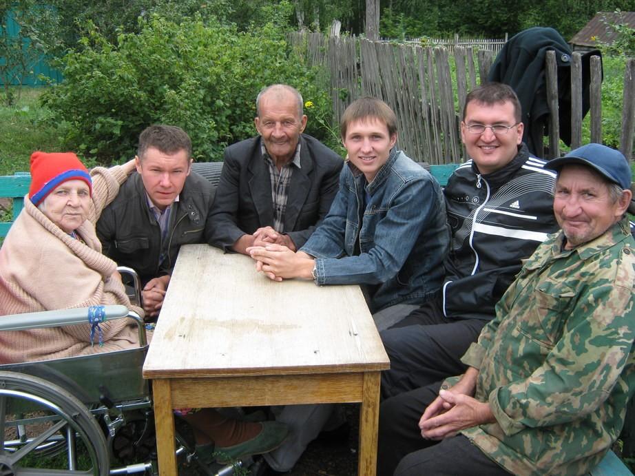 Помощь дому престарелых в Уфе - наш личный опыт