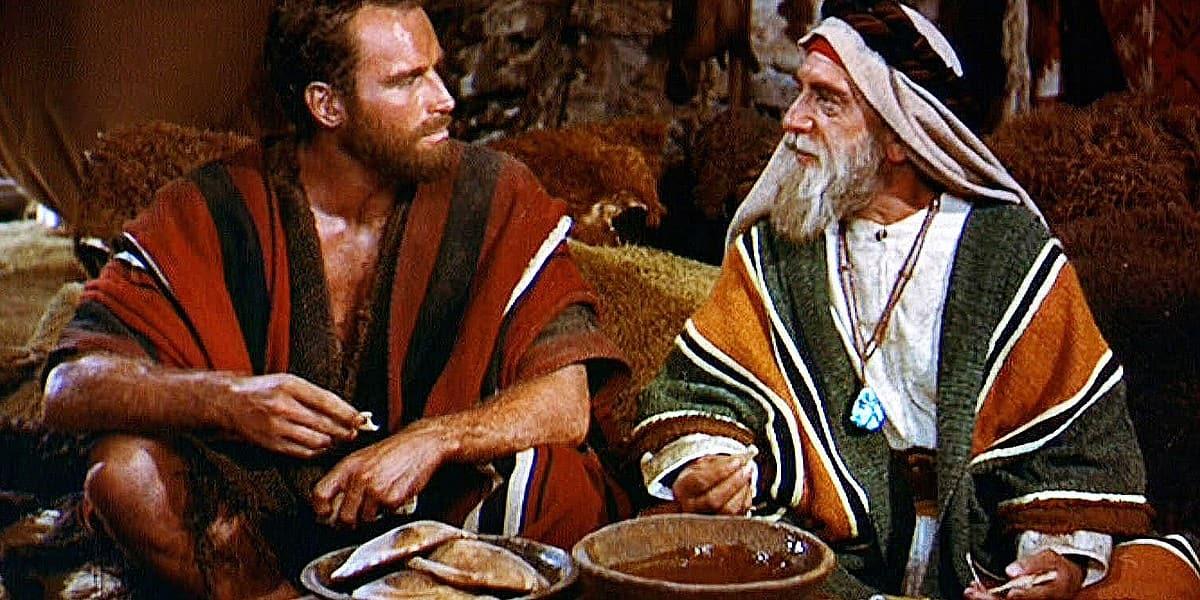 Иофор священник, тесть Моисея, и его совет в книге Исход