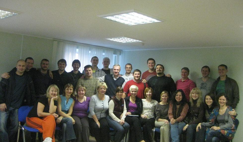 Встреча Совета Евразии церквей Христа в Санкт-Петербурге