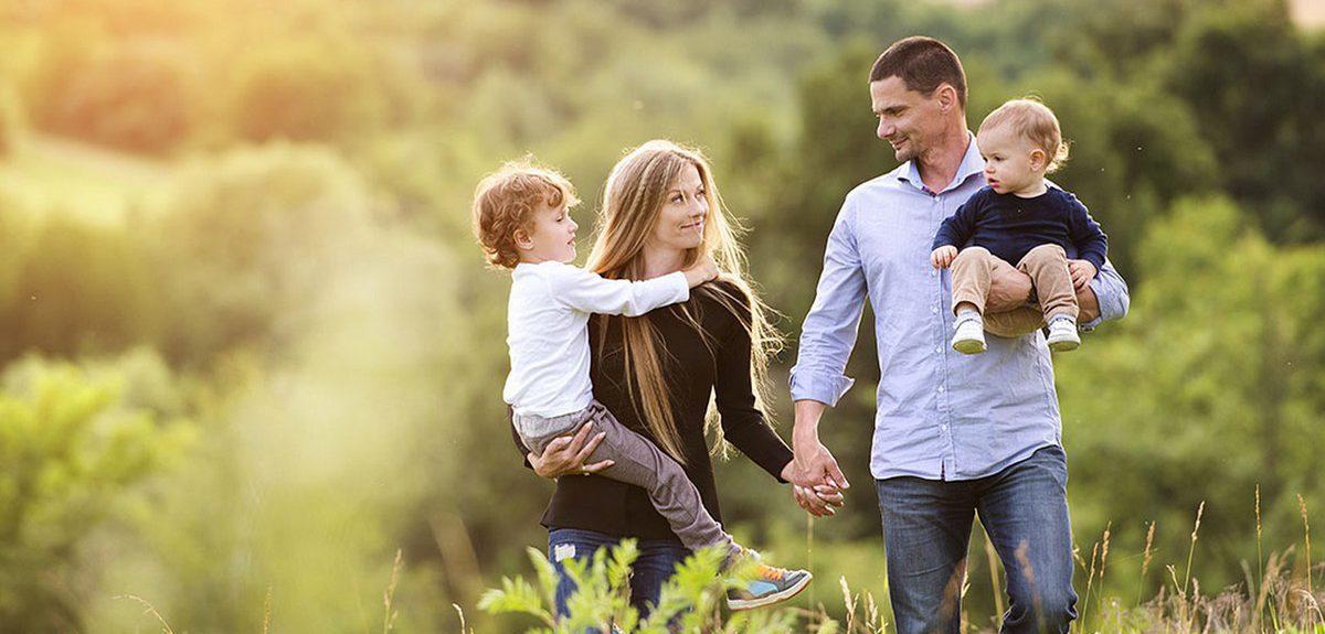 6 способов как укрепить семью, воспитывая детей