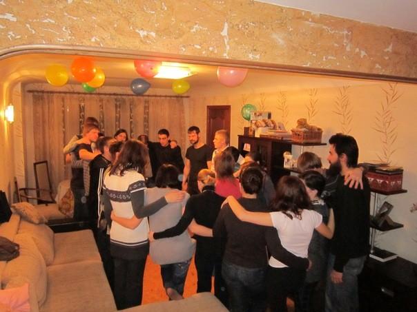 Крещение во Владимире: Бог невероятный