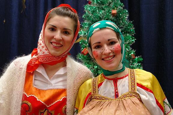 Рождественскую сказку для детей поставили в Екатеринбурге