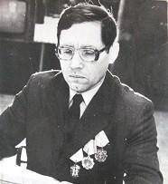 Мой папа крестился в Новосибирске за две недели до смерти