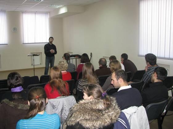 Новости из Церкви города Волжский
