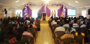 Юбилей христианской церкви в Бидаре (Индия) посетило свыше 700 человек