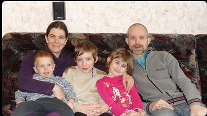 Теперь у нас большая семья. История усыновления из Москвы.