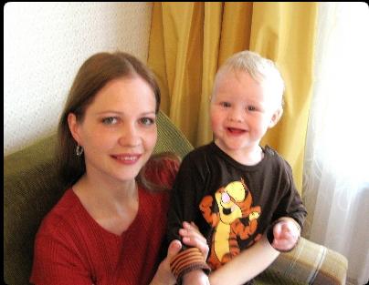 Быть мамой - это счастье. История из московской церкви.