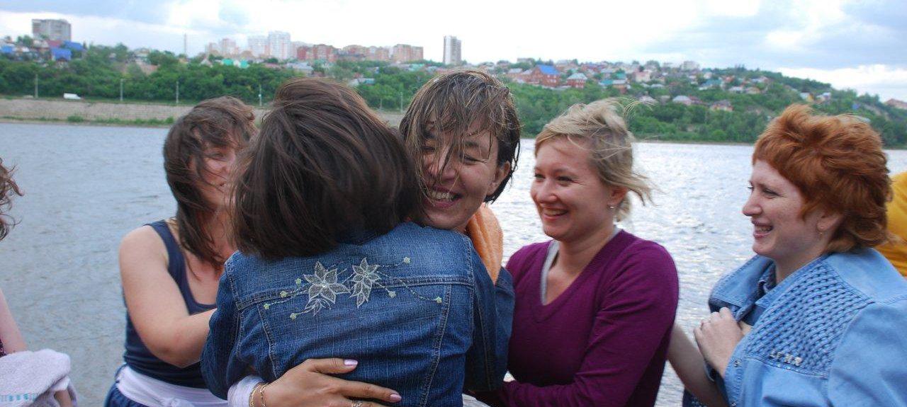 Крещение в Уфе - для каждого своё время