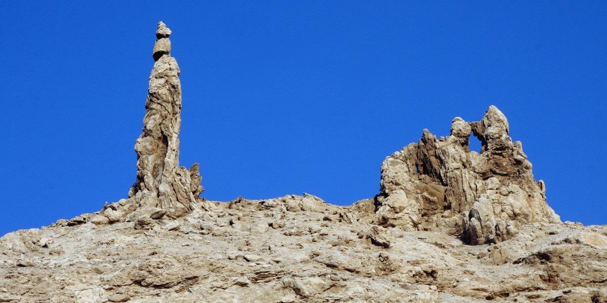 Соляной столб и жена лота - толкование истории из Библии