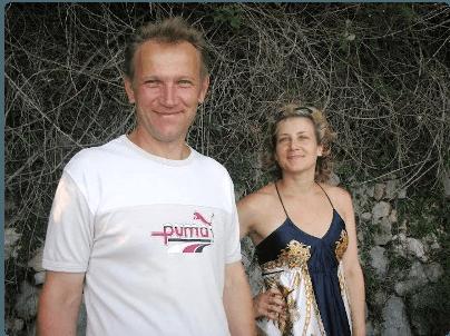 Крестился в Москве после изучения закона Божьего
