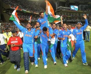 Слово Бога - в национальную сборную Индии по крикету!