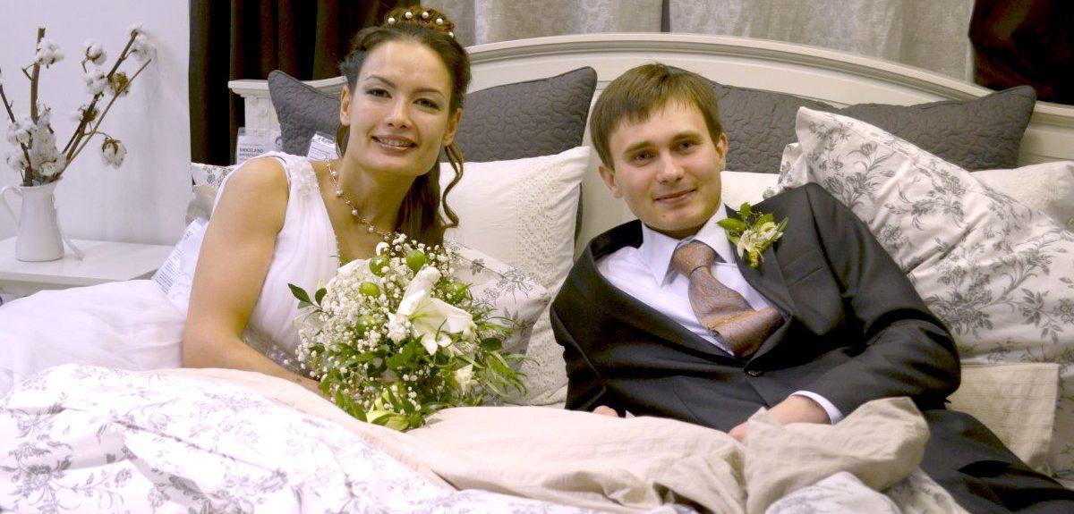 Еще одна свадебная церемония состоялась в церкви Екатеринбурга