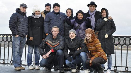 Новости от миссионерской команды в Перми