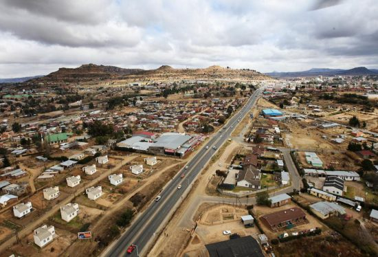 Хорошие новости из Масеру, Лесото.