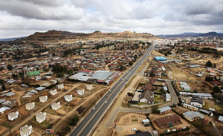 Церковь в Масеру (Лесото): хорошие новости церкви