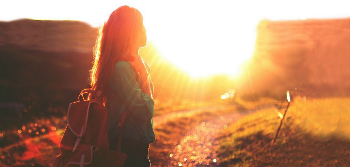 Бог создал прекрасный мир и запретил им любоваться?