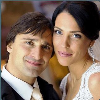 Чудесное венчание в московской церкви Христа