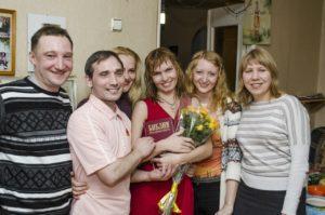 Долгожданное крещение в Екатеринбурге