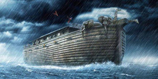 Всемирный библейский потоп был локальным?