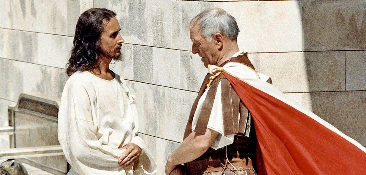 Диалог Иисуса Христа и Понтия Пилата в Библии