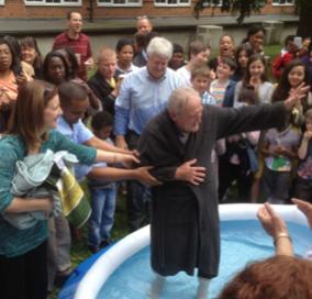 Спустя 30 лет отец и дочь воссоединились во Христе