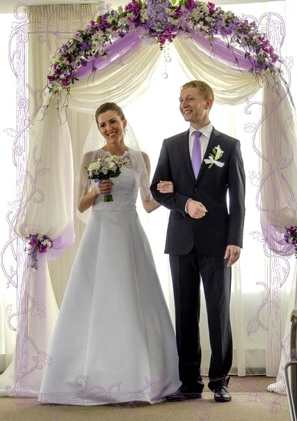 Еще одна свадьба на Урале: Венчание в Екатеринбургской Церкви