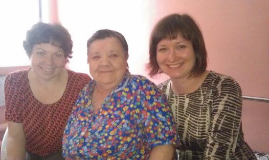 Я плачу от счастья: Крещение в доме престарелых в Уфе