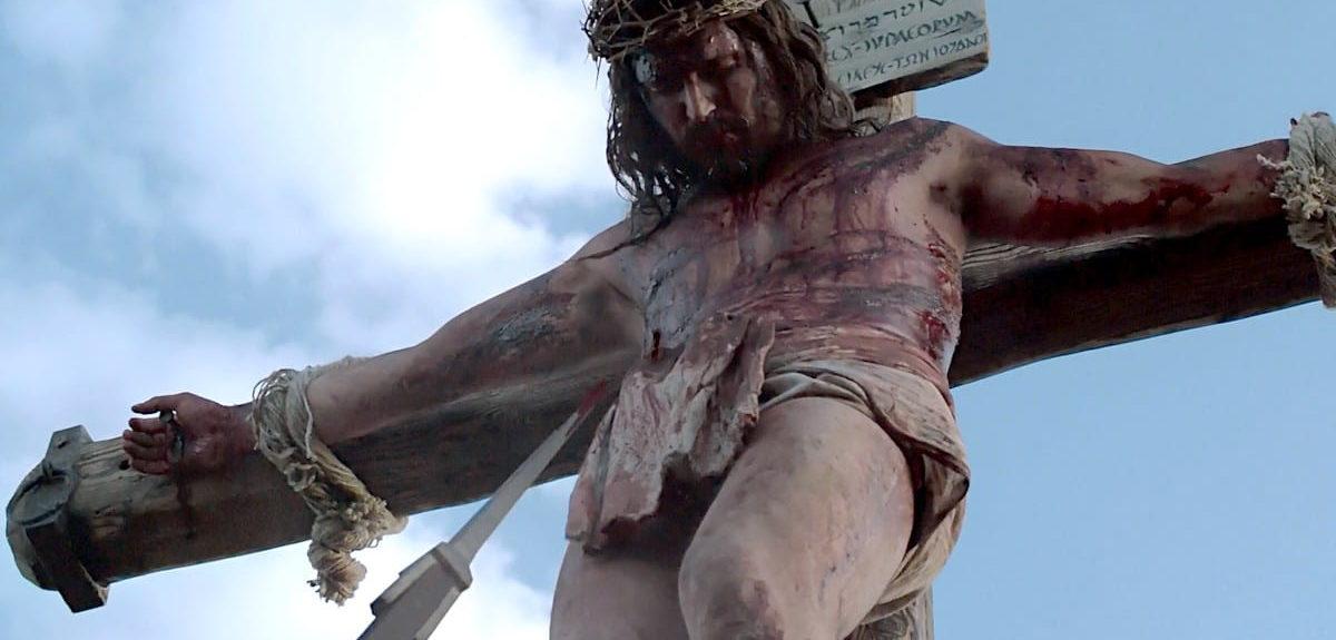 Бог пожертвовал Иисусом Христом, чтобы защитить нас от Себя?